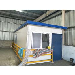 天津北辰区制作钢结构厂房 厂家安装岩棉彩钢房独居一格