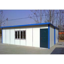 天津西青区制作钢结构厂房 厂家安装岩棉彩钢房独居一格