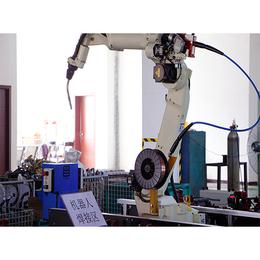 OTC机器人焊接qy8千亿国际