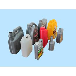 祥龙机械厂生产4升润滑油桶机油桶吹塑机