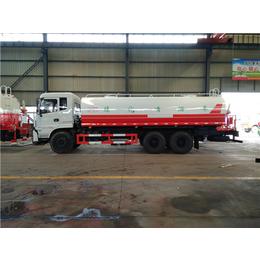 东正炎帝牌18吨20吨温泉水热水保温运输车
