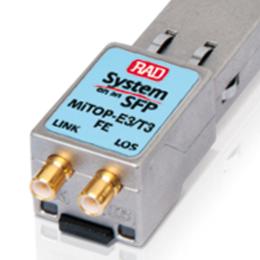 供应RAD MITOP-E1T1-FE 光模块