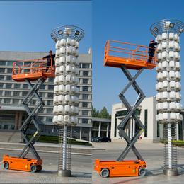 10米全自动行走升降机直销 福建省新款全高空行走升降平台报价