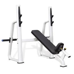 商用健身房力量奥林匹克上斜练习椅F-1037健身器材
