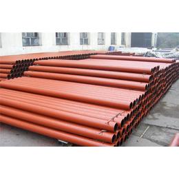 球墨铸铁排水管(图)_柔性接口排水铸铁管_铸铁管