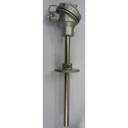 WZP-321活动法兰式单支铂热电阻