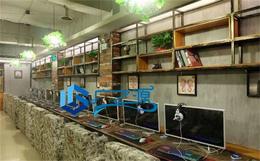 四川清水混凝土直销价格 成都清水混凝土漆咖啡馆艺术风格