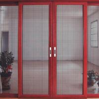 内室外安装金刚网防盗窗纱的注意事项