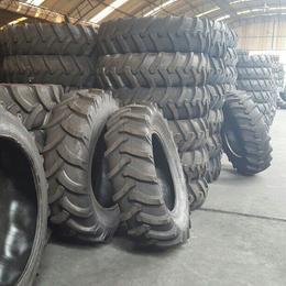 供应12.4-28中耕机农用拖拉机轮胎人字R-1三包旱田