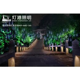 园林亮化工程_青海亮化工程_灯港照明