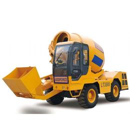 移动式自装卸混凝土搅拌车厂家直营