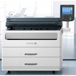 富士施乐DW6057生产型数码工程图机-黑图蓝图可选