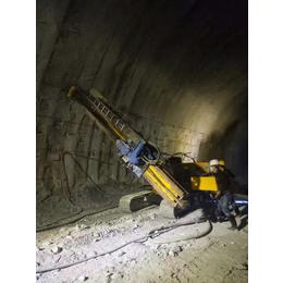 广东福建地铁施工洞内管棚系统锚杆多功能履带钻机