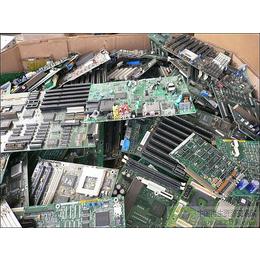 昆山指定的电子产品销毁公司  昆山报废电子元件销毁中心