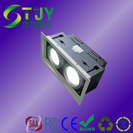 STJY  LED 14W全功率双头射灯应急电源分体式