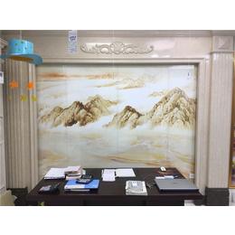 客厅墙布-六安尚睿背景墙店-舒城墙布