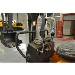 众达机械优质售后-小型挖掘机-经济版小型挖掘机