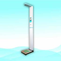 上禾科技打印语音播报+超声波身高体重测量仪+电子秤