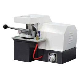 大型工件如何选择金相切割机型号更划算