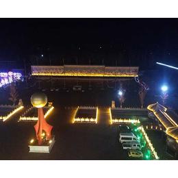 照明亮化,山西弛立光电,楼体照明亮化施工