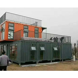 滁州集装箱-韩伟集装箱-即装即用-集装箱式房