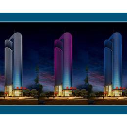 太原楼体亮化哪家好-山西仁和鑫光电-太原楼体亮化缩略图