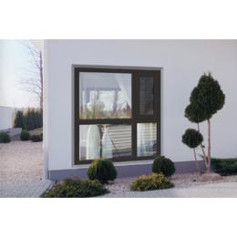 铝合金门窗供应 轻型推拉门窗