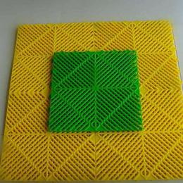 高分子塑胶拼接格栅地漏板<em>的</em><em>应</em>用场所及安装步骤