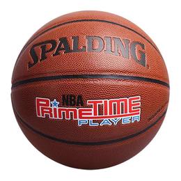 斯伯丁篮球街头系列PU材质室内外通用成人7号蓝球比赛用球