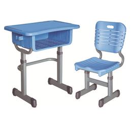 HL-A1920塑料学生升降课桌椅