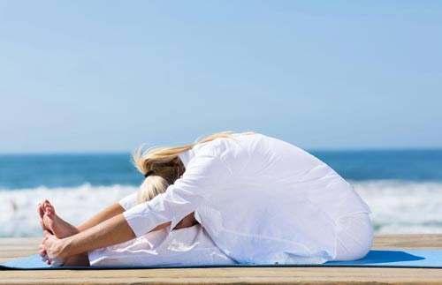 瑜伽之路没有什么捷径可走,成功之路需坚持