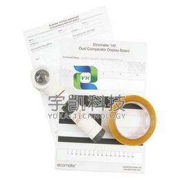 英国易高Elcometer142_145灰尘测试胶带套装