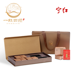 宁红茶 精品铝盒装 江西修水特产名茶商务接待礼品礼盒