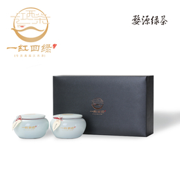 婺源绿茶 精品瓷罐礼盒高端礼品茶商务接待高端礼品定制江西特产缩略图