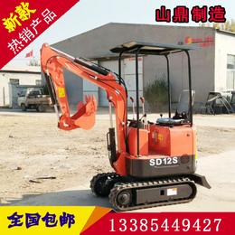 广州荔枝园超小型钩机实用型小挖机