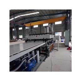 PP中空塑料建筑模板生产线qy8千亿国际