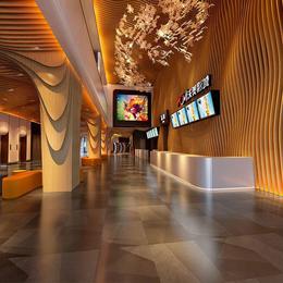 杭州會展中心吊頂鋁方通 室內木紋鋁方通  木紋鋁方通生產廠家