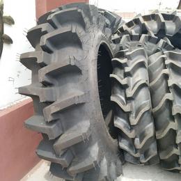 供应12.4-26水田高花轮胎农用拖拉机三轮车三包R-2