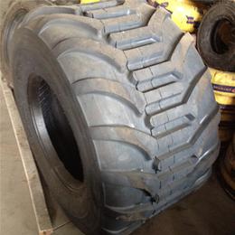 供应400 55-22.5打捆机捆草机拖车轮胎宽基防下陷