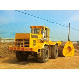 公路建设的保险-沧州冲击压路机YCT32冲击压路机