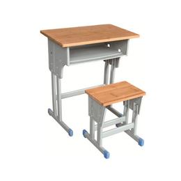 HL-A1952单层层双柱课桌登