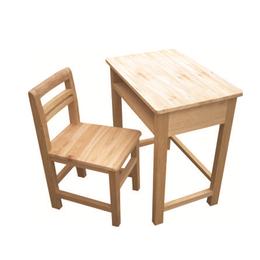 HL-A1955单人实木桌带小桌