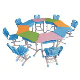 HL-A1974彩色拼接桌B型