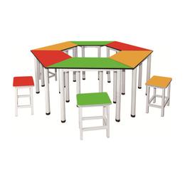 HL-A1976彩色组合桌A型