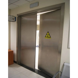 不锈钢射线防护铅门|山东宏兴防护(在线咨询)|铅门