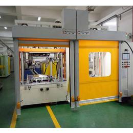 南京冲压房安全防护PVC快速门