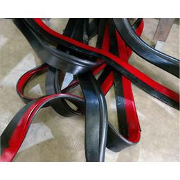 导料槽防溢裙板不易磨损 橡胶复合密封裙板