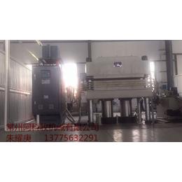 供应热压机模板油加热机 热压机模板导热油加热