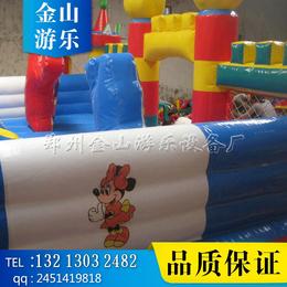 儿童充气滑梯_充气城堡_充气攀岩_充气蹦蹦床厂家