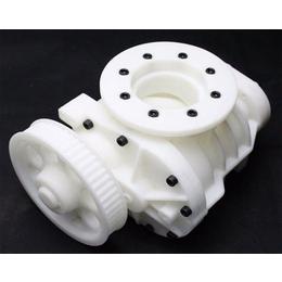 abs手板模型厂家CNC加工机器人打样就选金盛豪精密模型